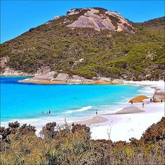 Little Beach - Western Australia