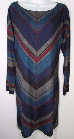 NALLY & MILLIE Casual Sweater Dress  sz XL FREE SHIPPING USA #NALLYMILLIE #SweaterDress #Casual