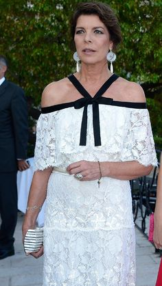 Princess Caroline of Monaco in Chanel