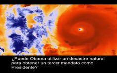 Obama prepara desastre natural antes de las elecciones  para quedarse en...