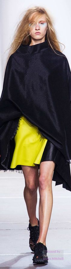 Marques Almeida Collection Spring 2015 Ready-to-Wear
