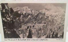 WW11 1942 Postcard Deutches Third Reich Adolph Hitler Germany Postage Stamp #4