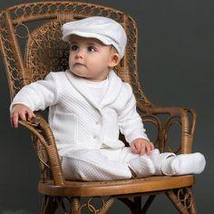 Elijah Boys Suit With Hat