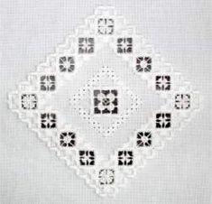 Needlework Tips and Techniques   Pictured - hardanger sampler