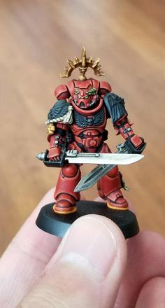 Warhammer Paint, Warhammer Models, Warhammer 40000, Guardia Imperial 40k, Warhammer 40k Blood Angels, 40k Armies, Silly Games, Salamanders, War Hammer