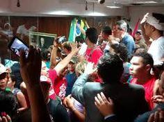 IRAM DE OLIVEIRA - opinião: Manifestantes fazem protestos na Câmara Municipal ...