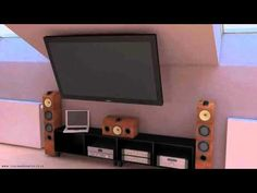 TV BEUGEL Elektrisch Special voor schuine wand / plafond