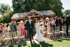 Middleton Lodge Outdoor Wedding.