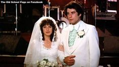 Urban Cowboy John Travolta and Debra Winger as Bud and Sissy. Debra Winger, Urban Cowboy, John Travolta, Me Tv, Movies To Watch, Bud, Tv Shows, Wedding Dresses, Bride Gowns