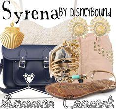 Disney Bound - Syrena