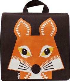 Olive Loves Alfie Fox bag http://www.elizabethmachinpr.com/olive-loves-alfie.html