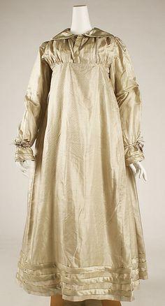 1800 silk dress