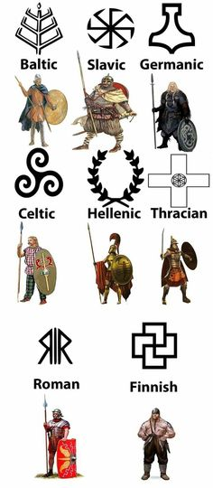 Symbols for the symbol minded – Norse Mythology-Vikings-Tattoo Viking Symbols, Mayan Symbols, Egyptian Symbols, Viking Runes, Ancient Symbols, Military Art, Military History, Norse Mythology, Medieval Fantasy