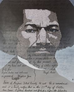 - Description - Shipping - Product Details pushpins but only one Frederick Douglass. This collection is an ongoing series that portrays historical Black figures. Using the visual style of a 'do Thumbtack Art, Framed Prints, Canvas Prints, Art Prints, Black Figure, Thing 1, Frederick Douglass, Gold Ink, Black Artists