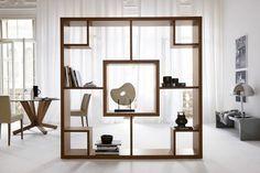 Screen Bookshelf Living Room divider