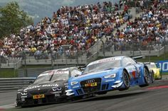 "DTM ""Audi pioneers ultra-lightweight A4 in DTM"" KB"