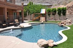 Presidential Pools, Spas, and Patio is the most trusted custom pool builder in Phoenix Valley and Tucson metro areas. We've designed and installed more than inground pools for Arizona families.