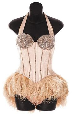 christina aguilera burlesque costumes - Google Search