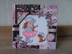 Channiekes scraps and cards: Friday Sketchers #147