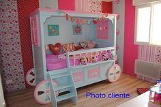 lit cabane enfant