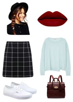 """""""Untitled #1133"""" by dogs109 ❤ liked on Polyvore featuring J Brand, Miss Selfridge, Vans, Mulberry, ASOS, women's clothing, women's fashion, women, female and woman"""