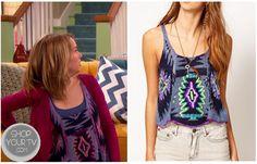 Shop Your Tv: Good Luck Charlie: Season 4 Episode 3 Teddy's Aztec Tank