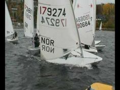 Crazy Norwegian Sailors... Laser Sailing Best of 08 09