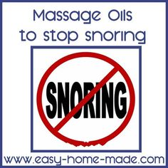 #natural_remedies #Essential_oil_remedies #stop_snoring