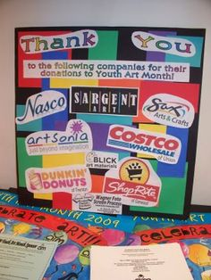 YOUTH ART MONTH IN NJ: March 2009
