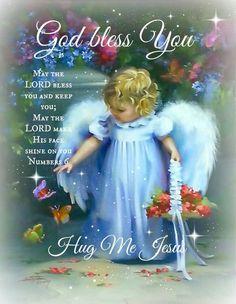 Hug me Jesus. God bless you M. Ly