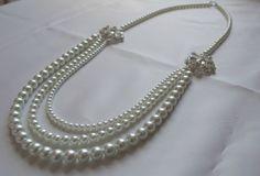 Pearls of Wisdom Necklace | AllFreeJewelryMaking.com