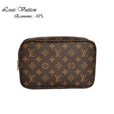 Louis Vuitton Toiletry Pouch Brown Accessoires de voyaga - Prix:€130.59