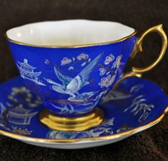 Royal Albert - Oriental Teacup Set