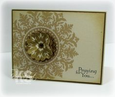 Praying for you by stampinscrapnewbie - Cards and Paper Crafts at Splitcoaststampers