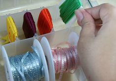wikiHow to Organize Ribbons -- via wikiHow.com