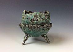 "Iker Bonsai Pots - Bonsai / Accent Pot, 2 pc 3 3/4"" dia 15472, $44.00 (http://www.ikerbonsaipots.com/bonsai-accent-pot-2-pc-3-3-4-dia-15472/)"
