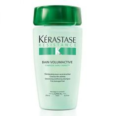 Flat Hair? I've Found the Best Products for Fine Hair: Overall Best Shampoo for Fine Hair: Kerastase Bain Volumactive, $43 & Up