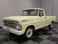 1968 F100