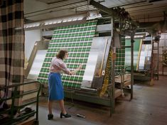 Inside America Textile Factories