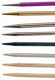 Guide to Knitting Needles! - you'll need to join the Knitting Daily website but if you're not already a member, consider it. I chose a weekly summary, instead of  daily, which is just right for me.