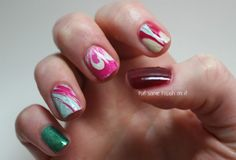Put some Polish on It: swirly candy