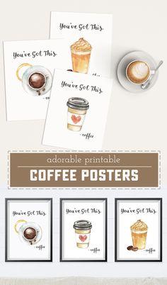 Free Printable Coffe