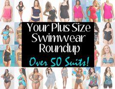 Plus Size Swimwear Roundup