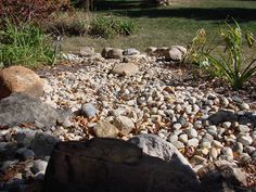 How to Build a Dry Stream Bed | Indiana Gardening Web Articles