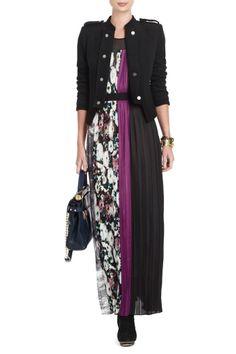 BCBGMAXAZRIA Eddie Asymmetrical Hem Dress
