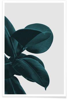 Long Way Home als Premium Poster door Hanna Kastl-Lungberg | JUNIQE