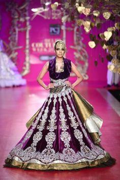 PCJ Delhi Couture Week 2013 | Ritu Beri