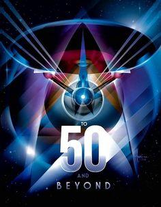 Star Trek to 50 & Beyond