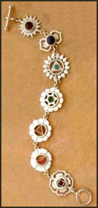 Infinite Chakra Jewelry - Chakra bracelet. Love the energy in this one.