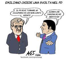 Michele Emiliano richiama il PD ai suoi valori fondanti.
